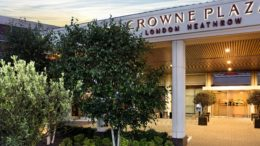 Crowne Plaza Heathrow review