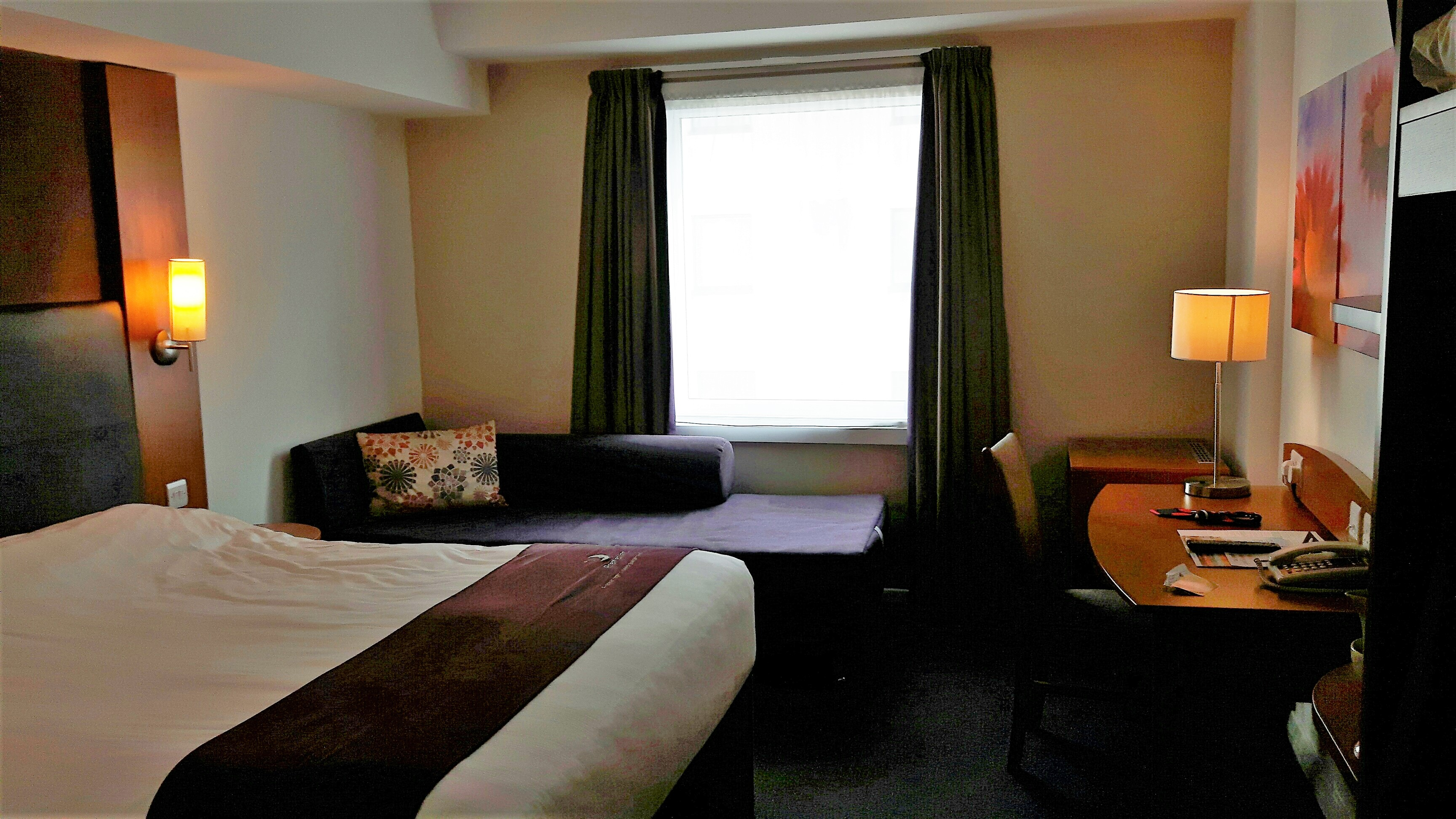 Premier Inn T5 Heathrow review