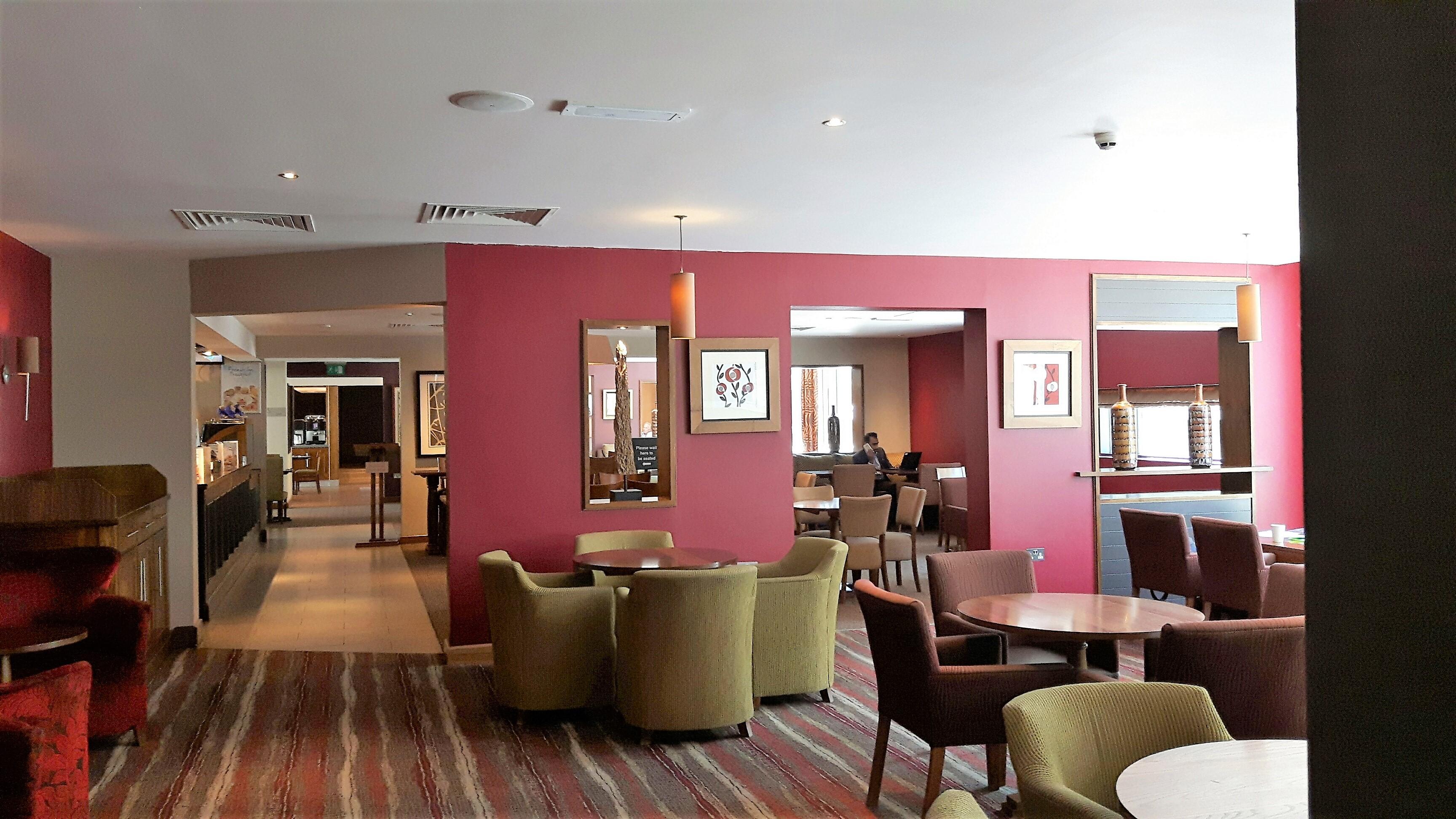 Where To Stay At Heathrow Premier Inn Heathrow T5 Turning Left