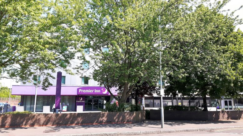 Premier Inn Heathrow T5 review