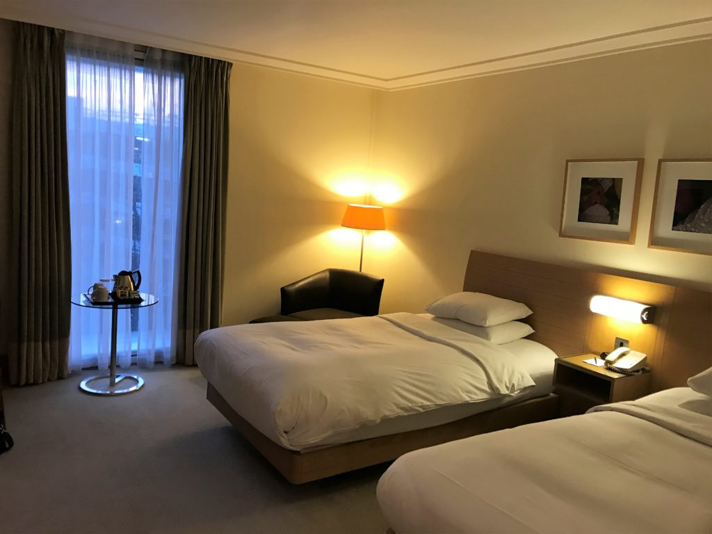 Hilton Gatwick South review