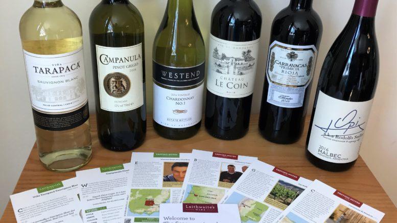 BA Avios Laithwaites wine