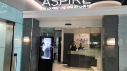 Aspire Heathrow T5 review