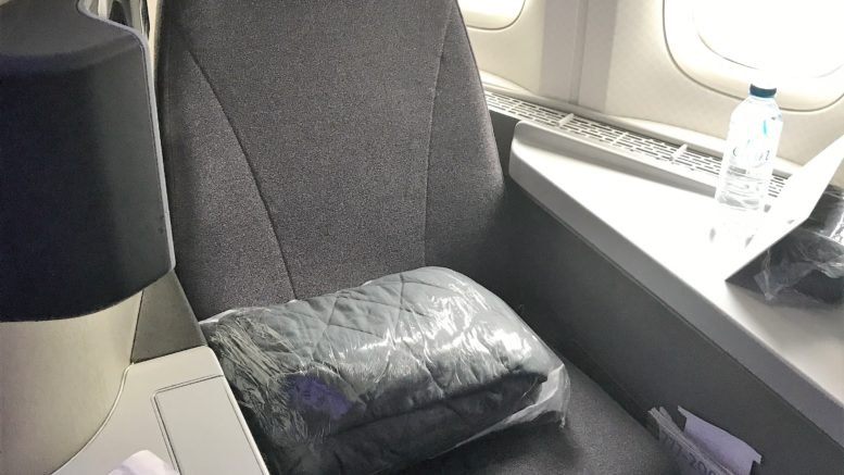 American Airlines Business Class Review Aa B777 200