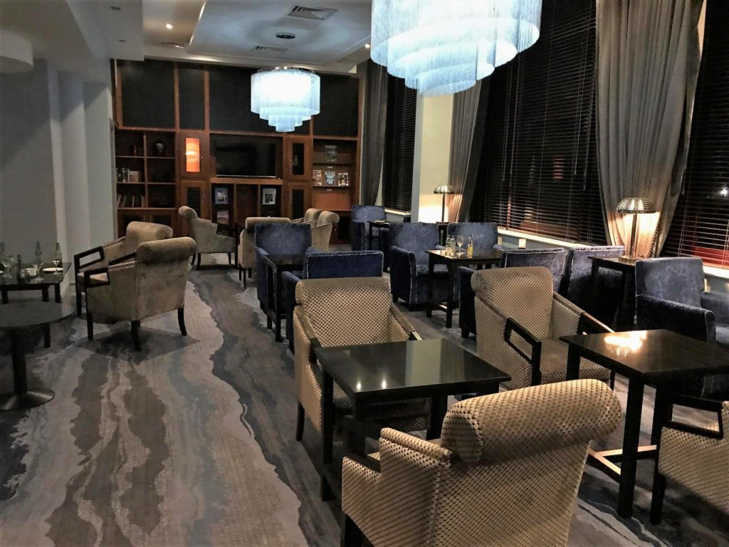 Crowne Plaza Dublin review
