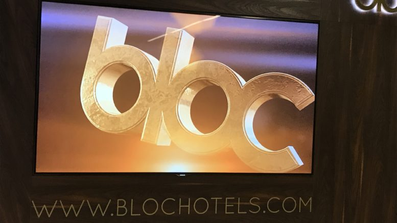 bloc hotel Gatwick airport South Terminal review - where to
