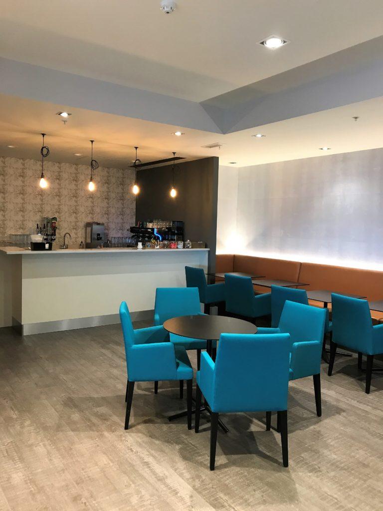 New DAA lounge Dublin T1