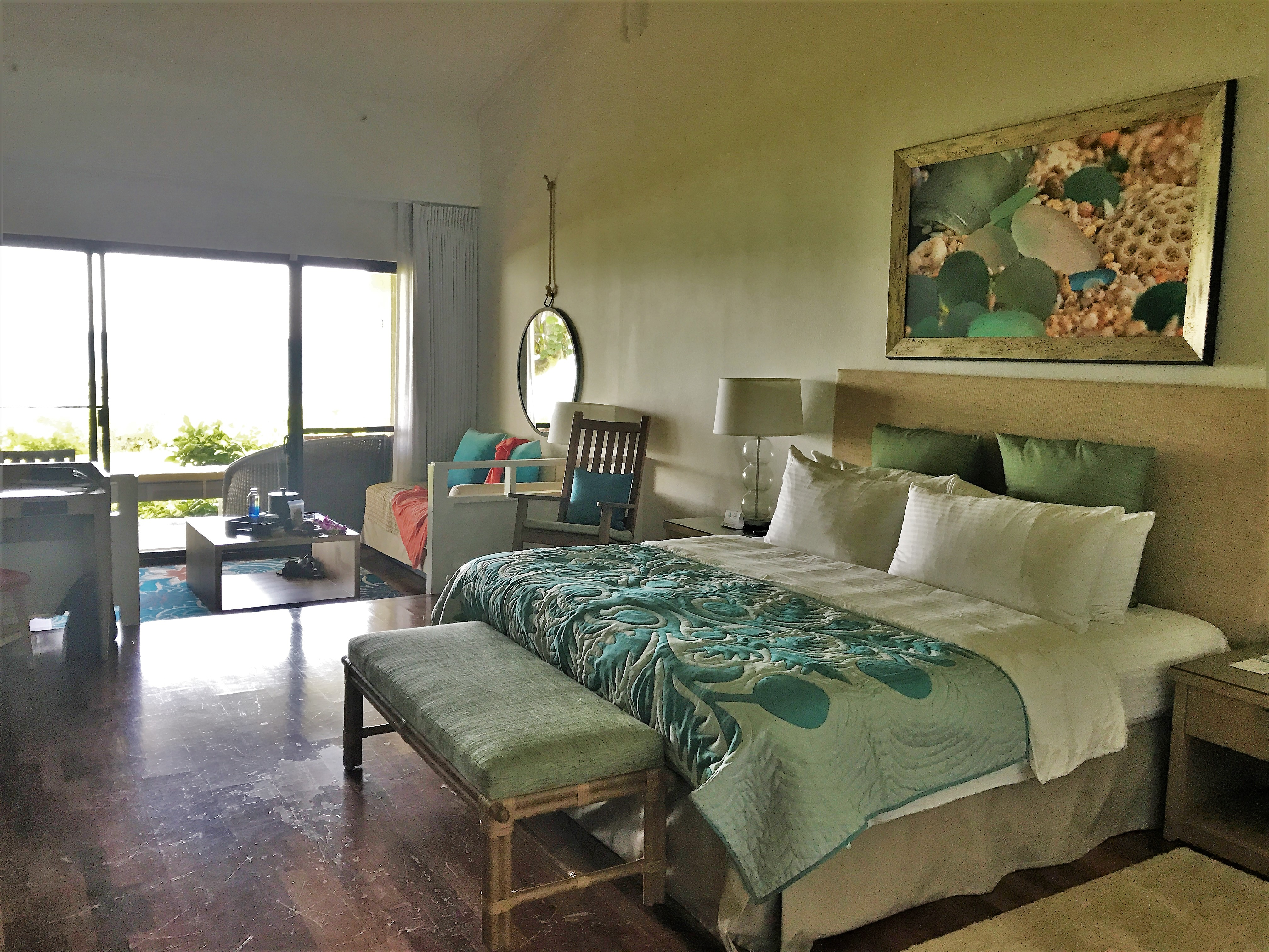 Turtle Bay Resort Beach Cottage Review Bedroom Area