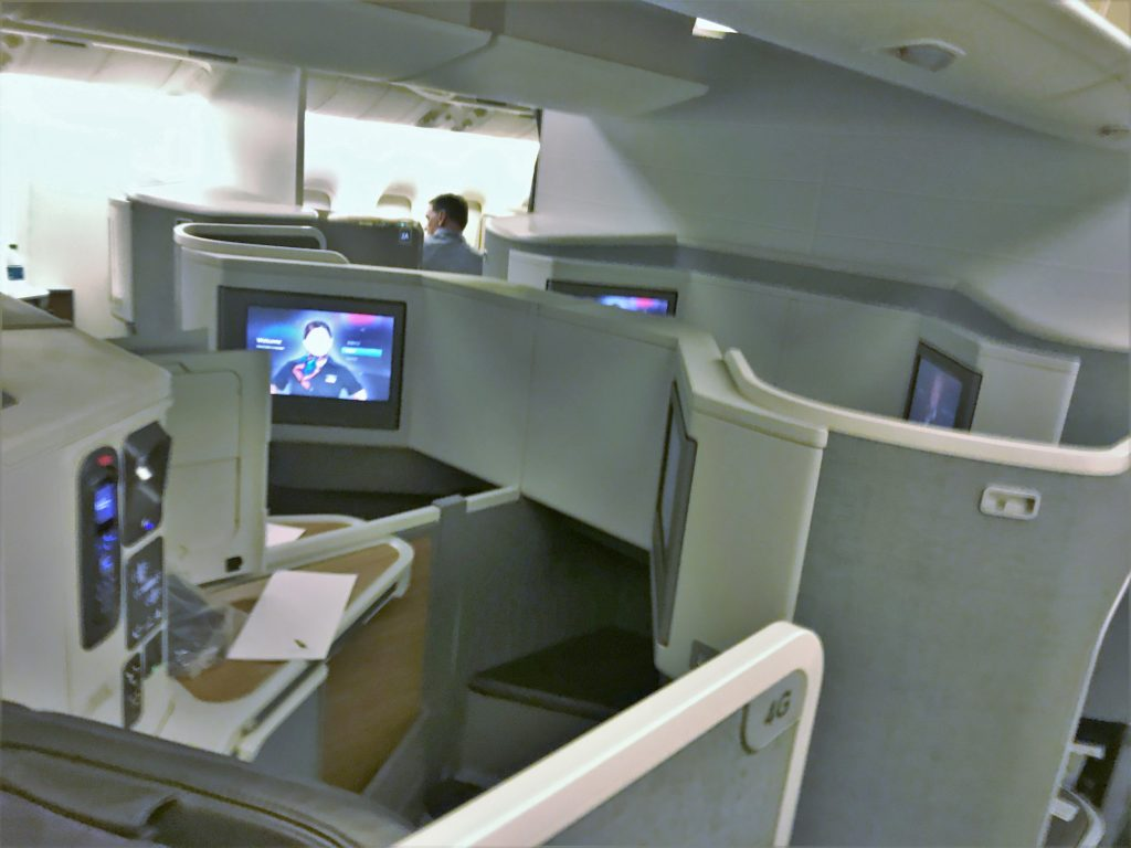 American Airlines B777-300ER review