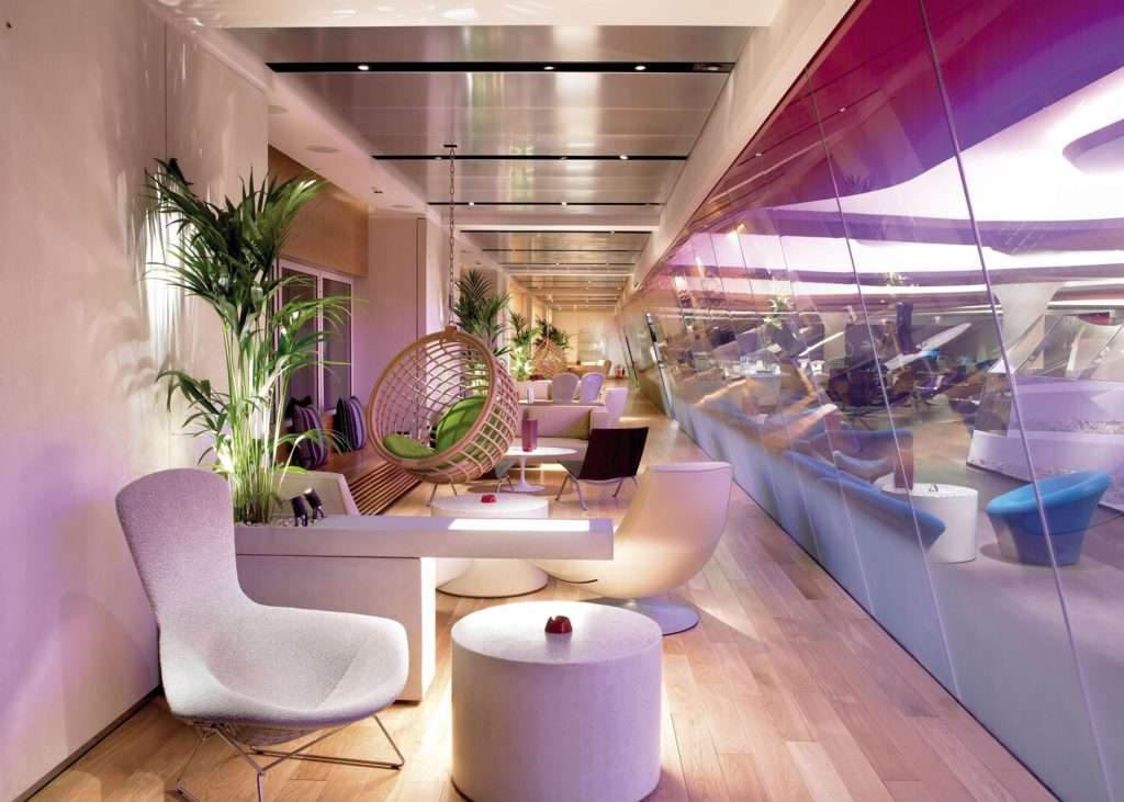 Virgin Atlantic Clubhouse Heathrow