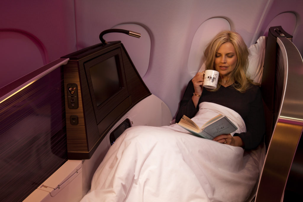 Virgin Atlantic Upper class review