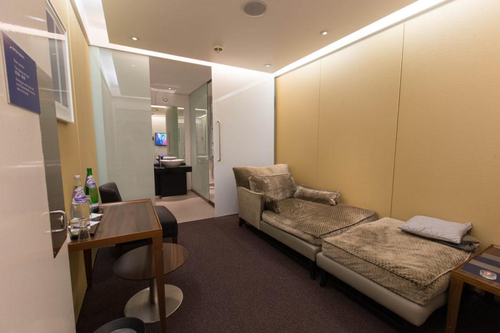 Concorde room BA