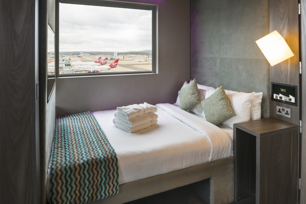 Bloc hotel Gatwick South review