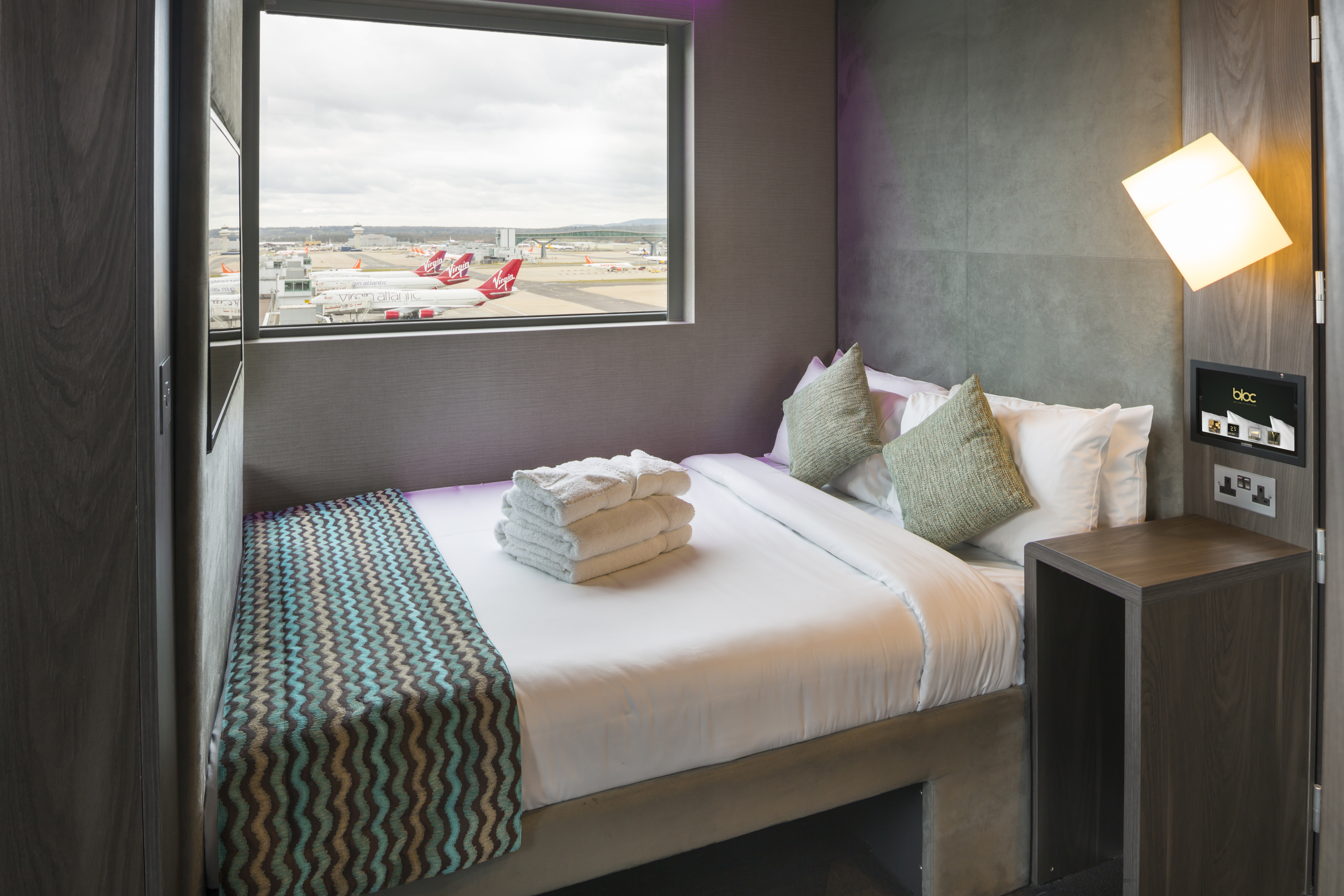 Bloc Hotel Gatwick Airport South Terminal Review Where