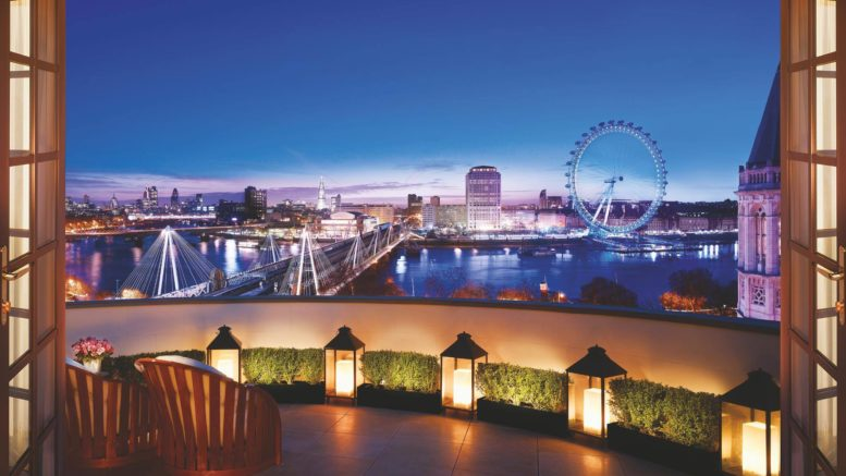 Corinthia Hotel London review