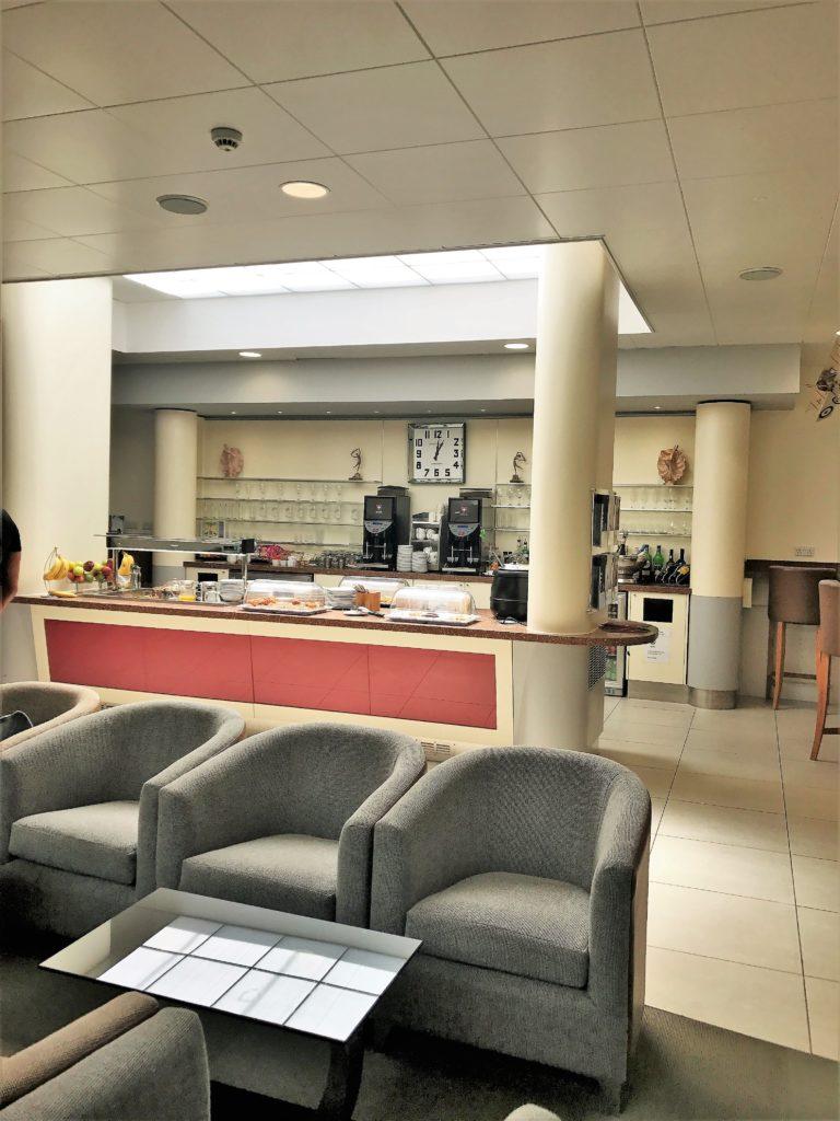 BA Lounge Jersey