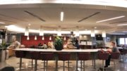 AA Heathrow T3 lounge review