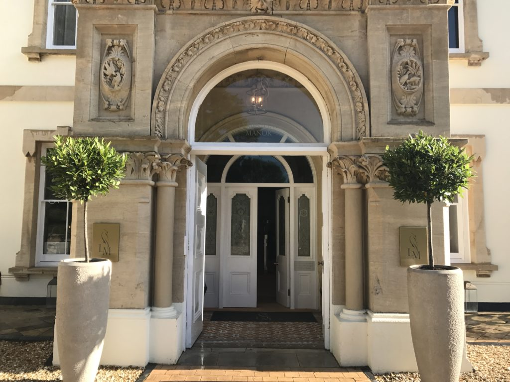 Lympstone Manor hotel and restaurant review