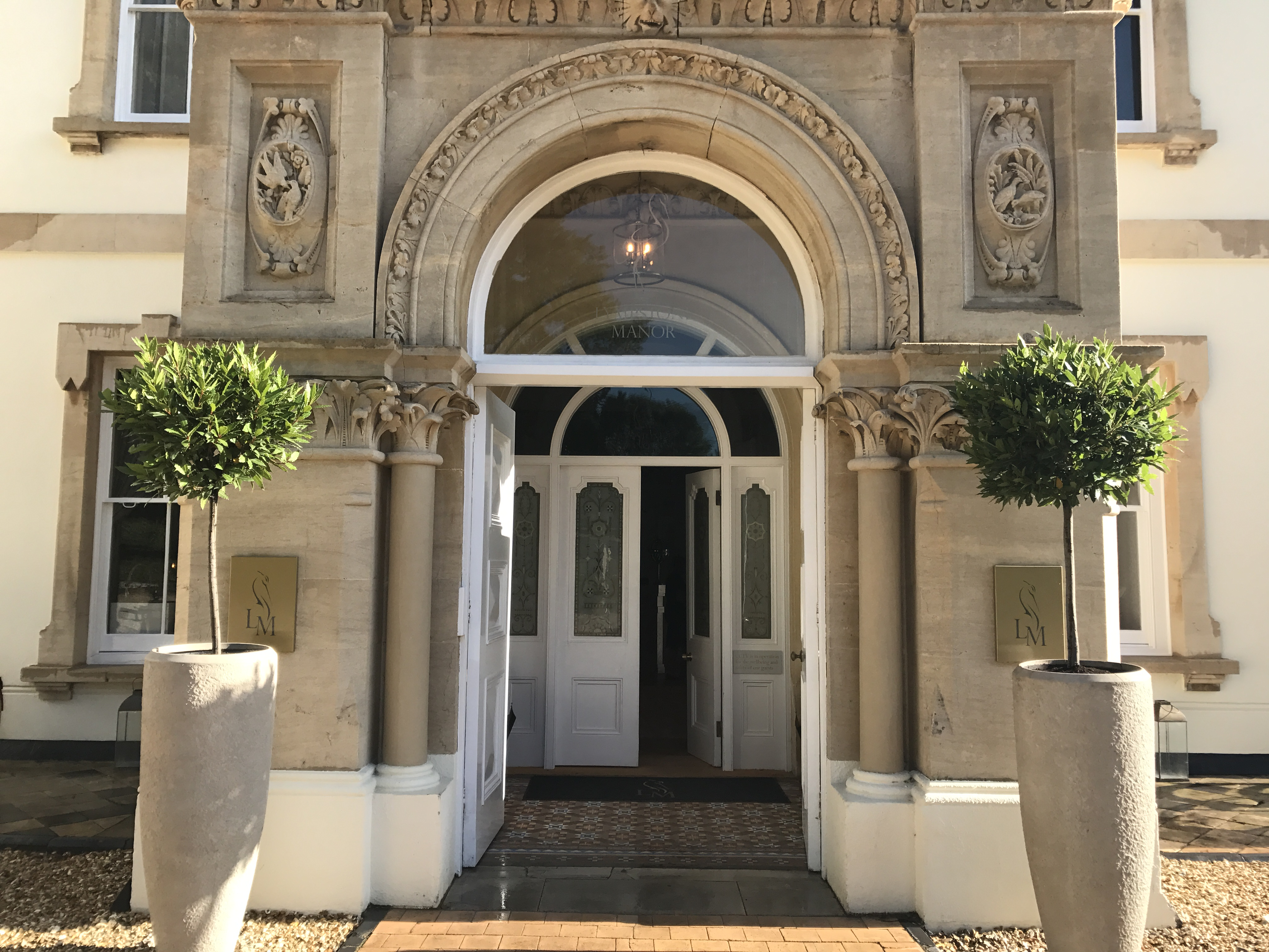 Lympstone manor hotel restaurant review is michael for Hotel michelin