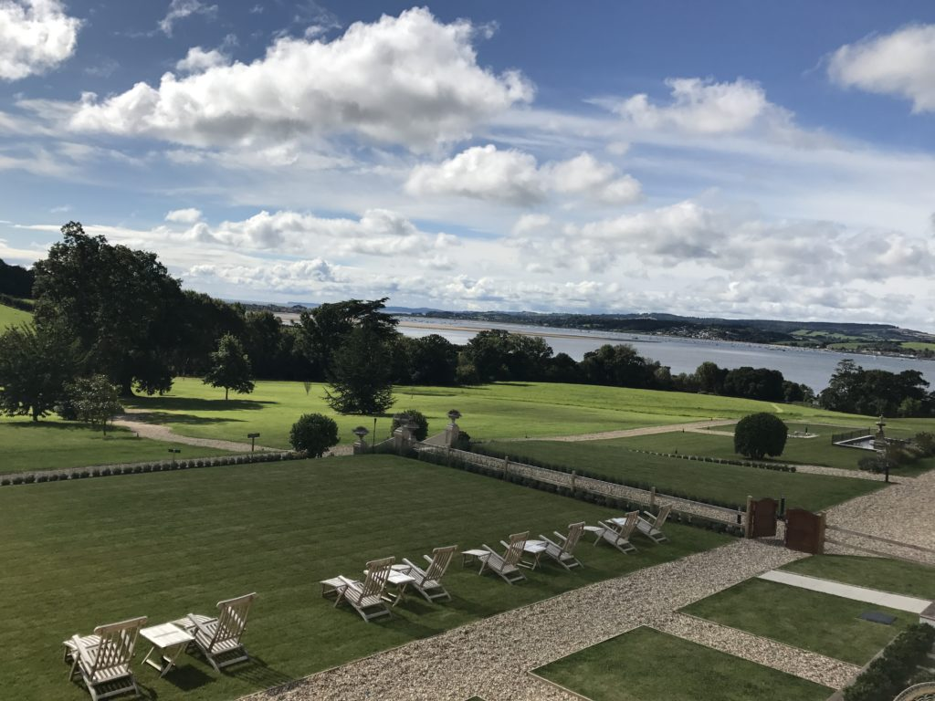 Lympstone Manor hotel & restaurant review
