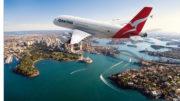 Qantas a380 sydney