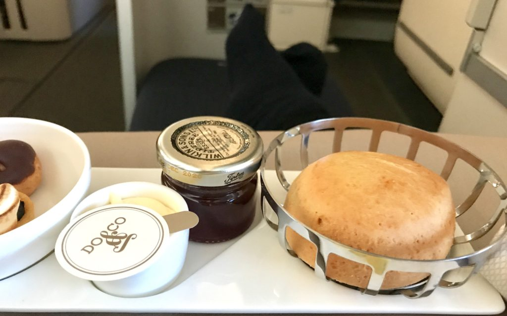 BA new Club World catering review