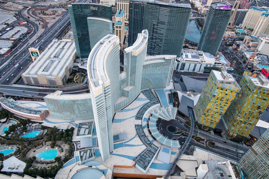 Aria Sky Suites Las Vegas