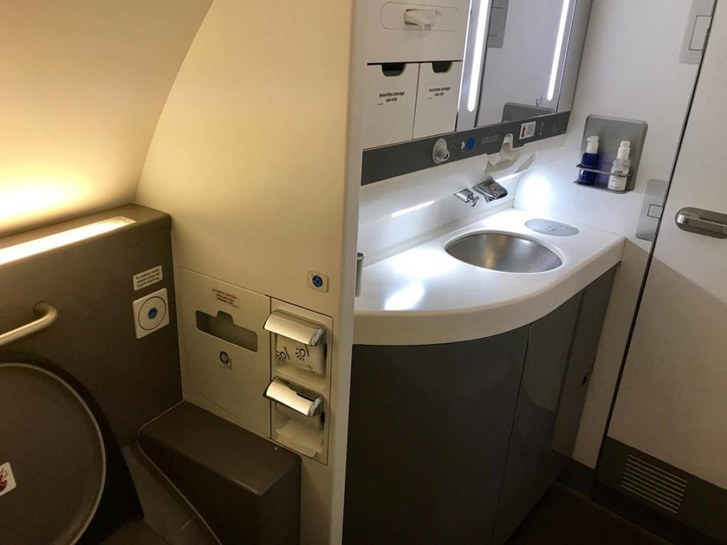 BA Club World A380 review