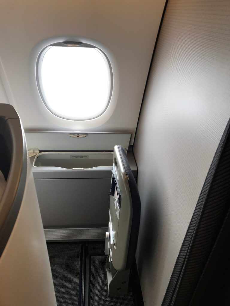 BA A380 Club World review upper deck