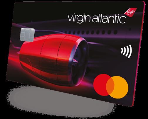 Virgin + credit card