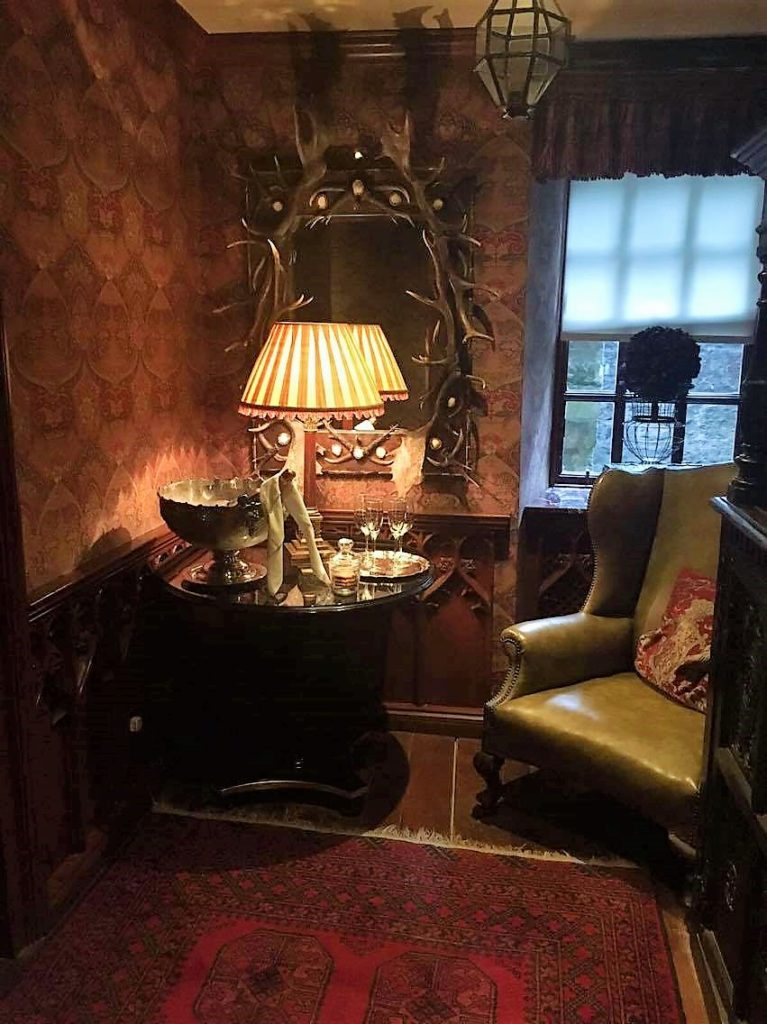 the witchery hotel edinburgh review