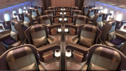 China Airlines sale A350 business class london gatwick