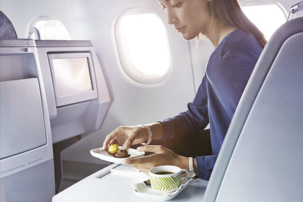 Finnair A330 business class seat sale offer Goa