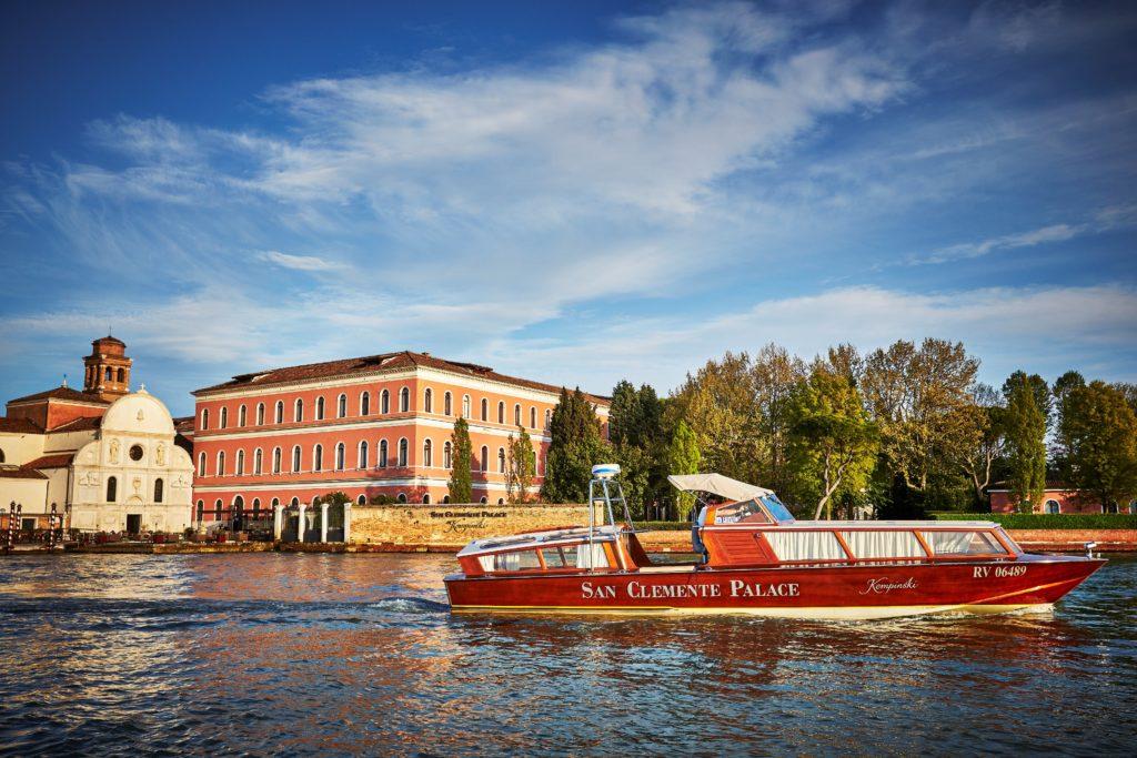 San Clemente Palace Kempinski Venice review
