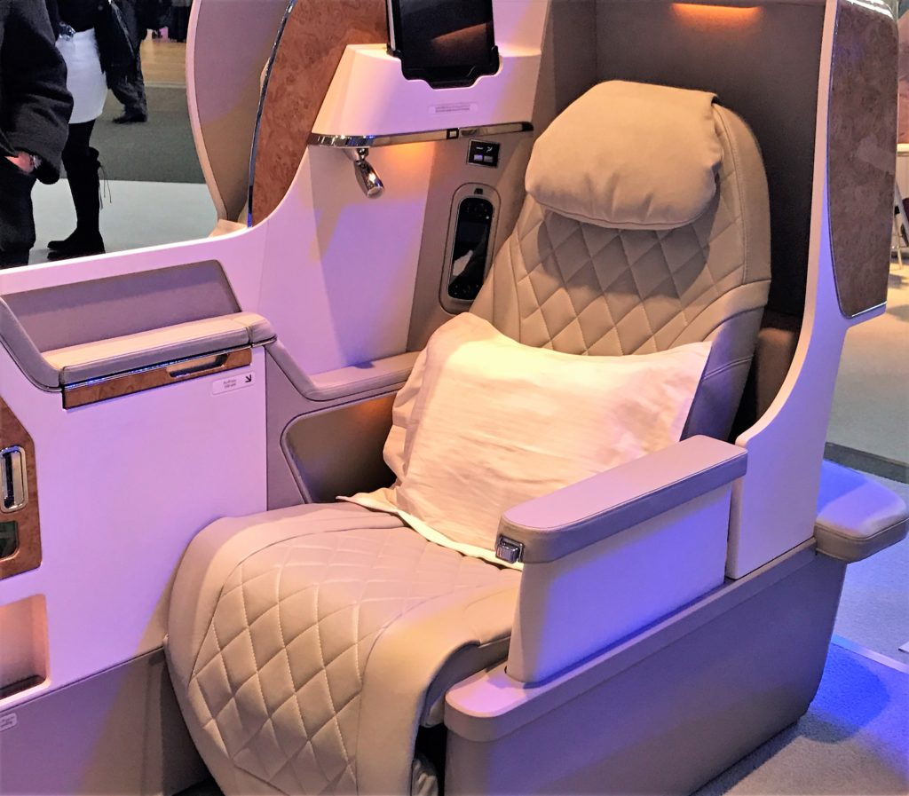 ITB business class
