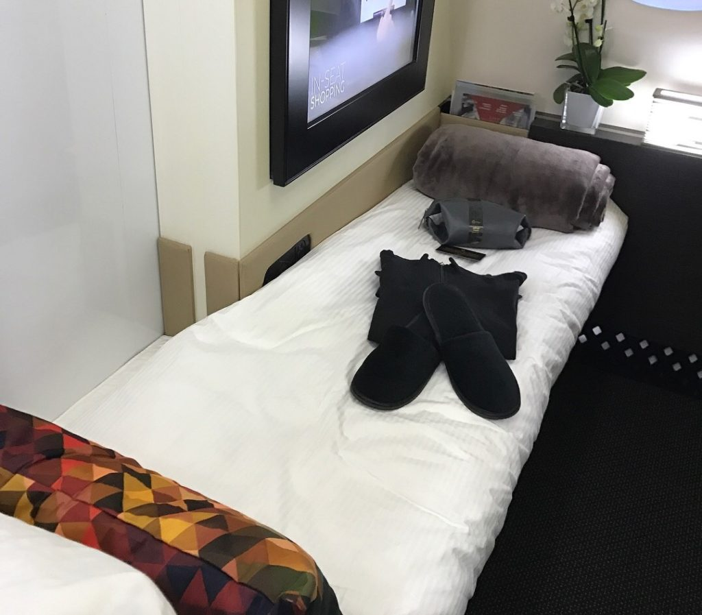 Etihad first class apartment review