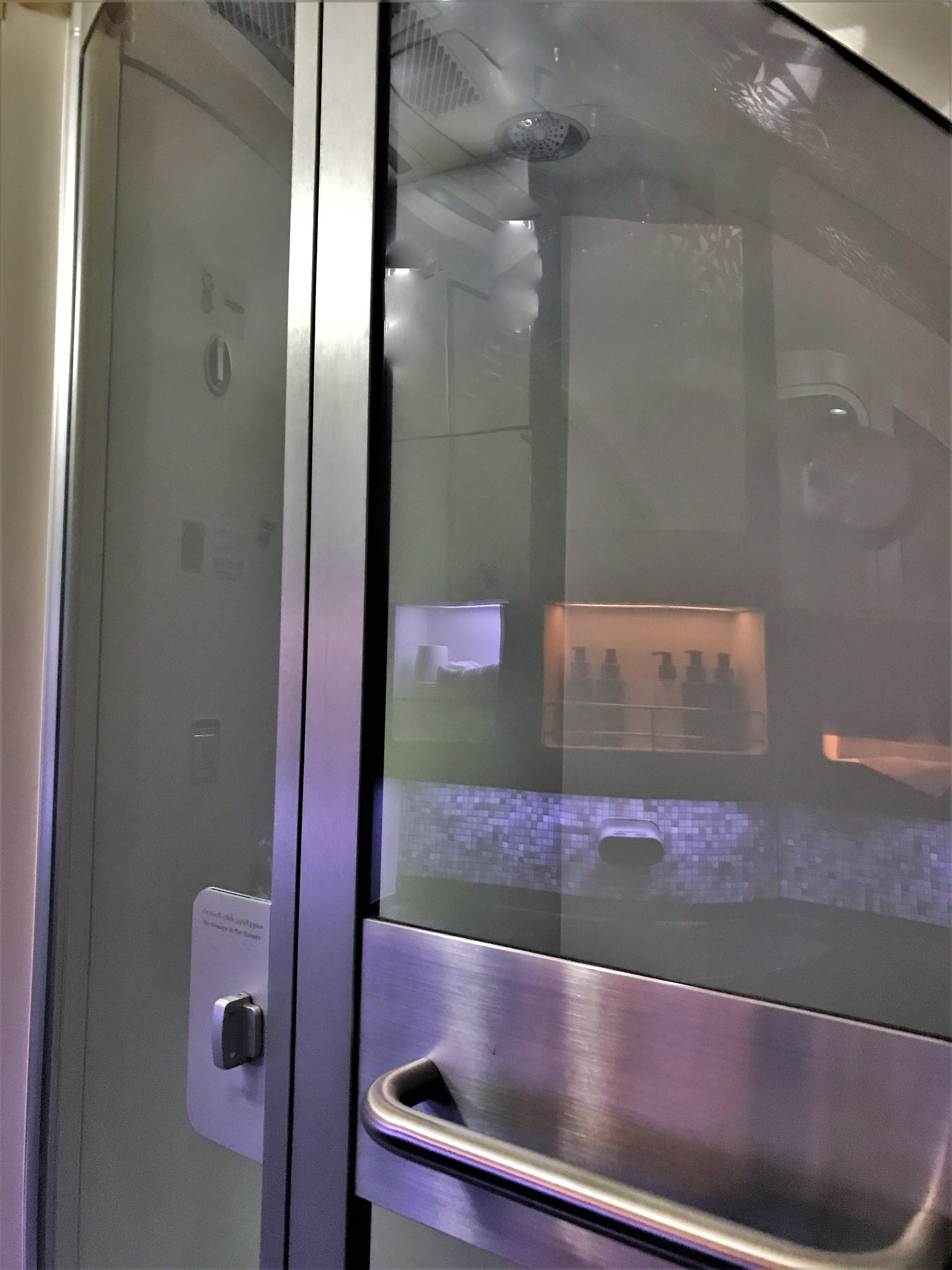 Etihad A380 First Apartment review