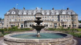 Gleneagles Hotel Scotland review
