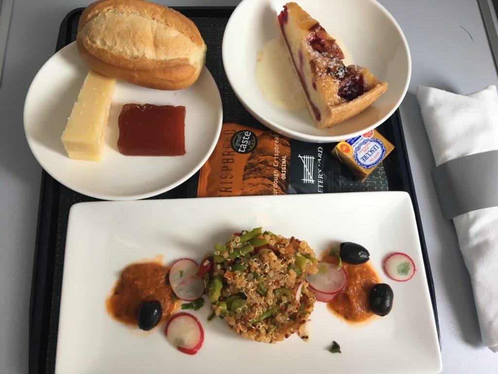 BA Club Europe A320 review Gatwick Fuerteventura