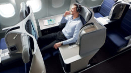 Malaysia airlines A350 business class seat