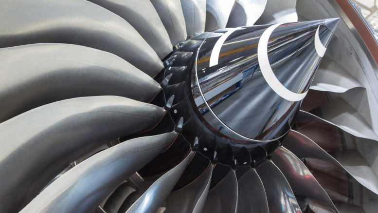 Rolls Royce Trent 1000 engine for B787s problems
