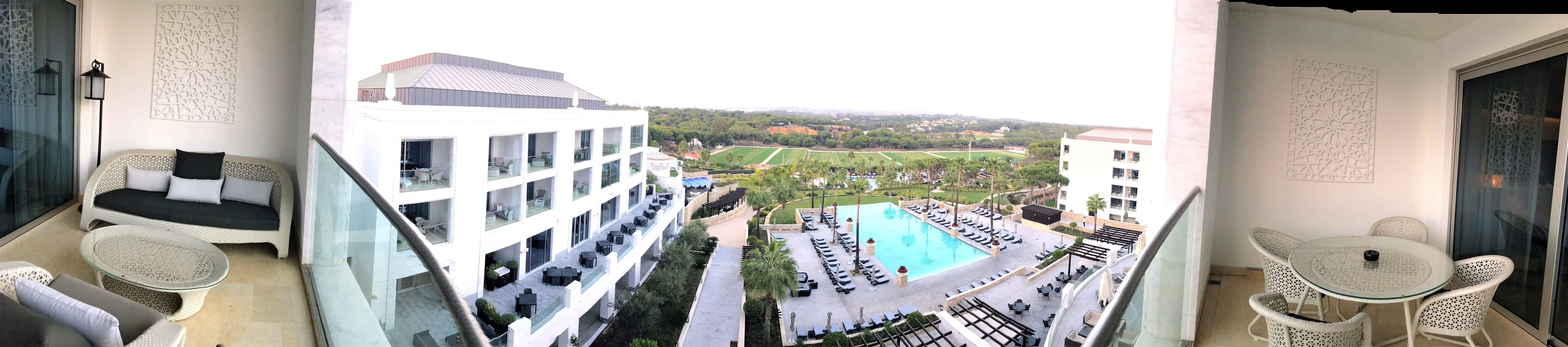 Conrad Algarve Hotel review gusto by Heinz Beck