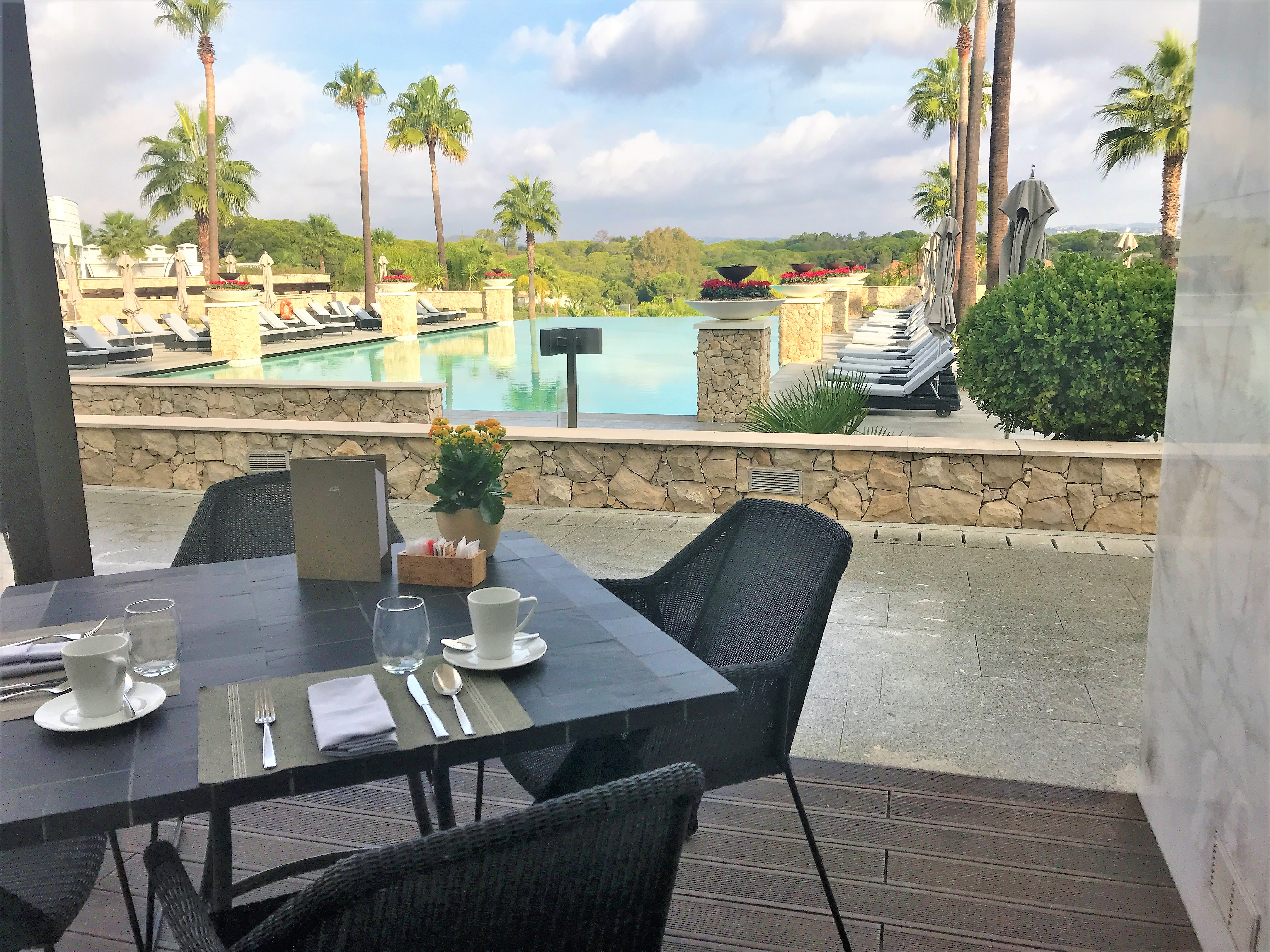 Conrad Algarve review Gusto by Heinz Beck