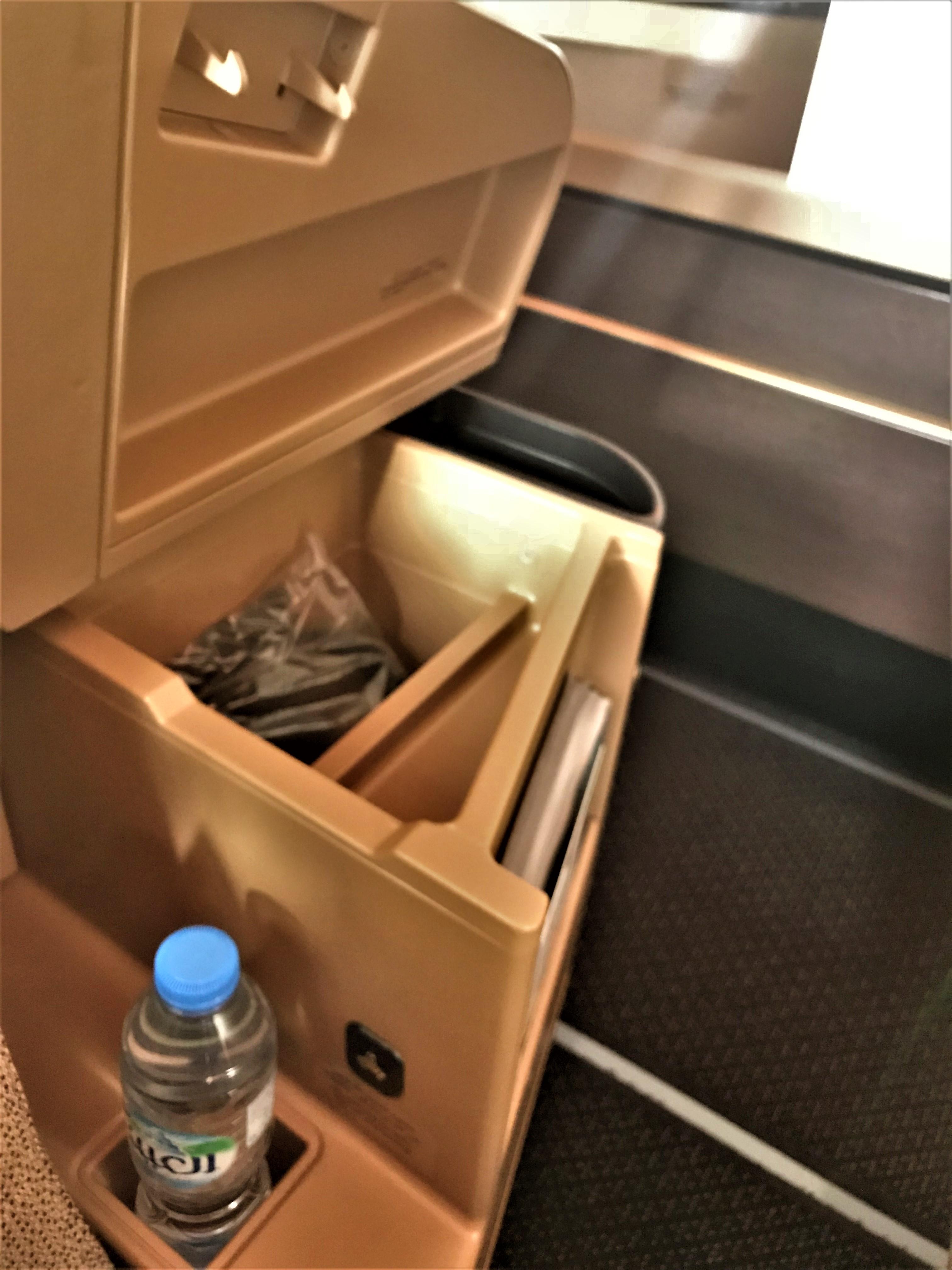 Etihad A380 Business class studio review Heathrow to Abu Dhabi