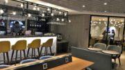 Plaza Premium arrivals lounge Heathrow Terminal 4 review