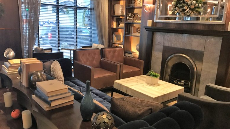WestHouse hotel New York review SLH