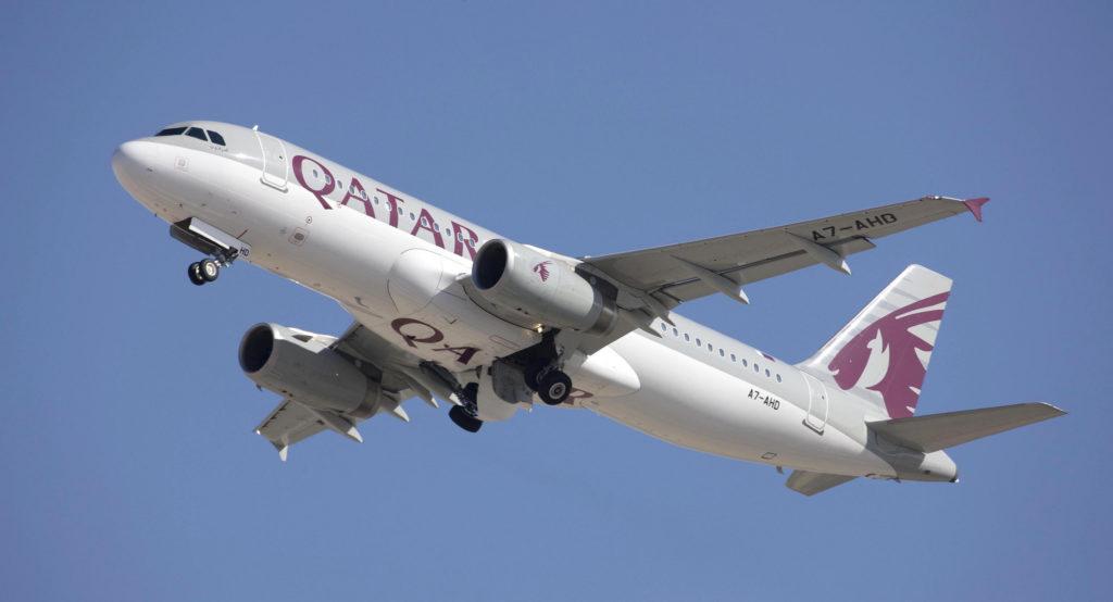 Qatar A320