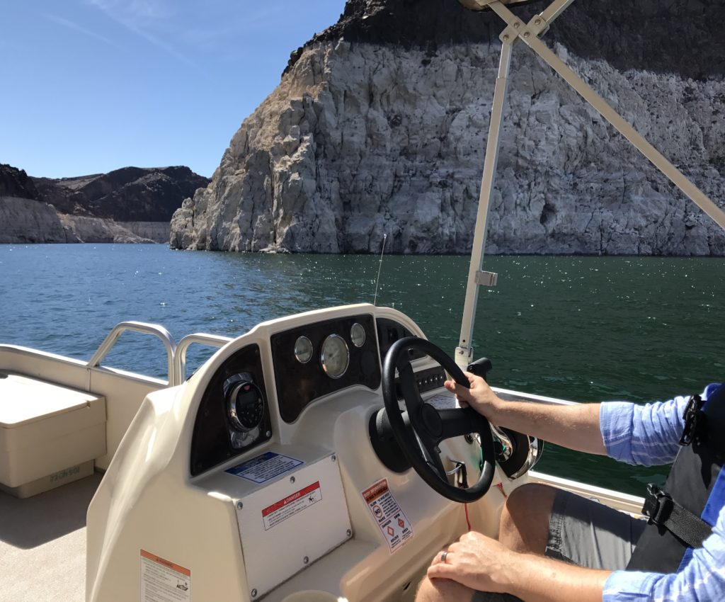 Lake mead boar rental