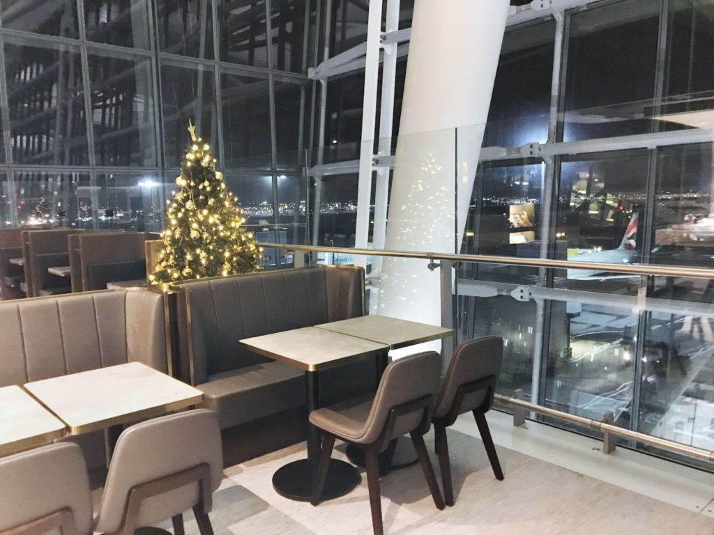 Plaza Premium lounge Heathrow Terminal 5 review