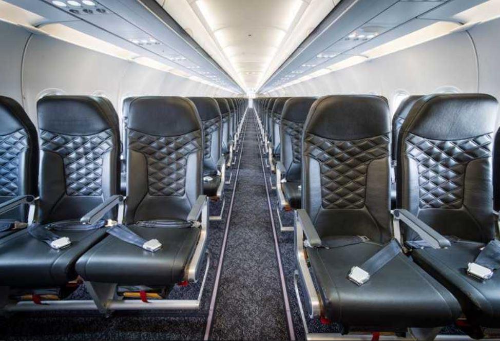 Titan british airways seats gatwick